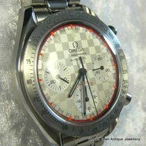 Omega Michael Schumacher Racing Chronograph Great Dial BARGAIN