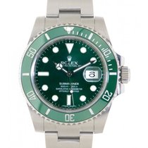Rolex Submariner 116610lv Steel, 40mm
