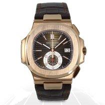 Patek Philippe Nautilus Chronograph - 5980R-001