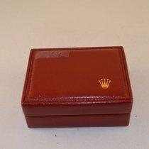 Rolex Holz Box Rar Uhrenbox Watch Box Case Rot Ref. 14.00.1