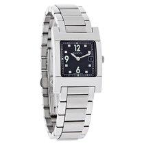 Gucci 7700 Series Ladies Black Dial Swiss Quartz Watch YA077507