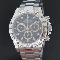 Rolex Cosmograph Daytona Black Dial
