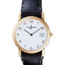 Ulysse Nardin 241-22 San Marco Chronometer in Yellow Gold - on...