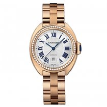 Cartier Cle de Cartier Automatic Rose Gold Watch