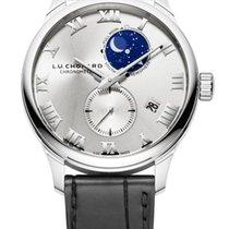 Chopard L.U.C Lunar Twin 18K White Gold Unisex Watch