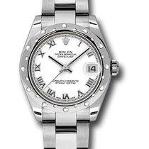 Rolex Lady-Datejust 18K Gold & Steel Diamonds Automatic