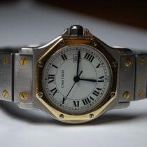 Cartier Santos Ronde Steel/Gold