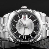 Rolex Datejust 116200- 2005 - 2006 - Rare Tuxedo Dial