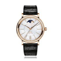 IWC Schaffhausen Portofino Midsize Automatic Moonphase Rose...