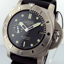 Panerai Unworn  Pam 364 Luminor Submersible 47 Mm Titanium...