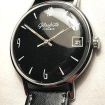 GUB Glashütte 1950s gentleman's watch