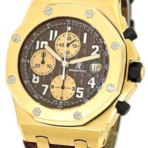 "Audemars Piguet Gent's 18K Yellow Gold  ""Royal Oak..."