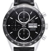 TAG Heuer Carrera Calibre 16 Day-Date Chronograph CV201AG.FC6266