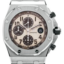 Audemars Piguet royal oak offshore 42m stainles steel