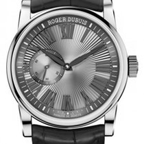 Roger Dubuis Hommage - NEW - with B + P Listprice € 31.400,-