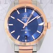 Omega Globemaster Co-Axial Master Chronometer 39mm pie-pan