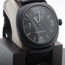 Panerai Radiomir Ceramic Black Seal Watch - Model Pam292 -...