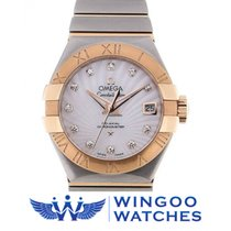 Omega - Constellation Co-Axial 27 MM Ref. 123.20.27.20.55.001