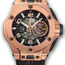 Hublot Big Bang Ferrari Unico 18K King Gold Men's Watch