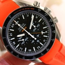 Omega Speedmaster HB-SIA Co-Axial GMT Chronograph Solar...