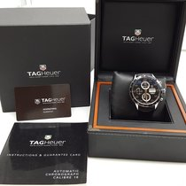 TAG Heuer Carrera Automatic Chronograph Day Date Automatic...