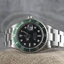 Rolex 16610LV Anniversary Submariner Date Z Serial 2006