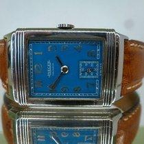 JAEGER vintage reverso 1930 blue dial meca [On Hold]