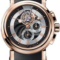 Breguet Marine Tourbillon Chronograph Rose Gold
