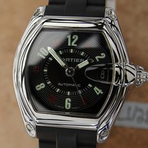 Cartier Roadster Mens Automatic Stainless & Rubber 38mm...