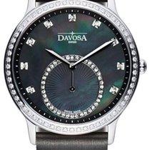 Davosa Audrey Damenuhr Satin-Grau 167.557.85