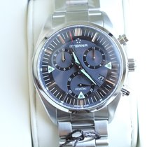 Eterna . Kontiki Chronograph NEW FULL SET