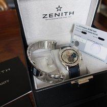 真力时 (Zenith) El Primero Original 1969