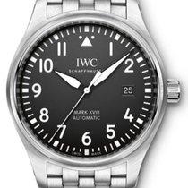 IWC Schaffhausen IW327011 Pilot's Watch Mark Xviii Black...