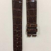 Chopard Brillant Brown Alligator Strap 18 x 16 mm