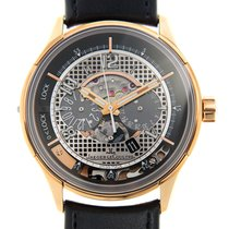 Jaeger-LeCoultre New  Amvox 18k Rose Gold Silver Automatic...
