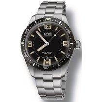 Oris Men's 733 7707 4064-07 8 20 18 Divers Sixty-Five Watch
