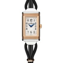 Jaeger-LeCoultre Ladies Q3264520 Reverso One Cordonnet Watch