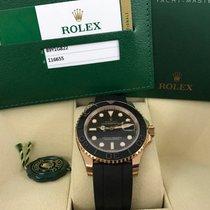 Rolex Yacht-Master Rosegold 116655