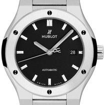 Hublot Classic Fusion 42mm Automatic Titanium