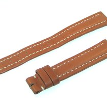 Breitling Band 15mm Kalb Braun Brown Marron Calf Strap Für...