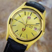 라도 (Rado) Purple Horse Gold Plated Vintage Classic Automatic...