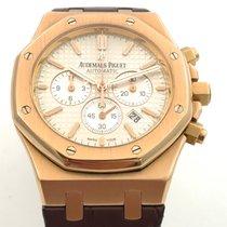 Audemars Piguet Royal Oak 41mm Chronograph Pinkgold Rosègold