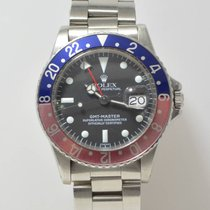 Rolex GMT-Master Vintage PEPSI