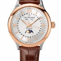 Carl F. Bucherer Manero Moon Phase