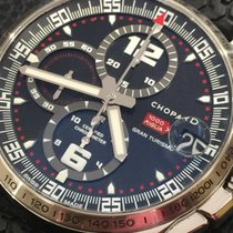 "Chopard Mille Miglia Chronograph stainless steel ""full..."