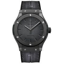 Hublot - Classic Fusion Berluti All Black 45 Mm - 511.cm.0500....