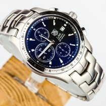 TAG Heuer Link Calibre 16 Chronograph-Automatic