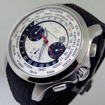 Girard Perregaux Traveller WW.TC 49700-11-133  Retail $16,700 New