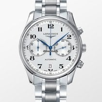 Longines Master Automatic Chronograph 40 mm