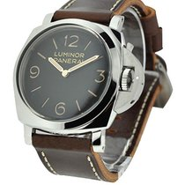 파네라이 (Panerai) PAM00372 PAM 372 - Luminor 1950 3 Days in Steel...